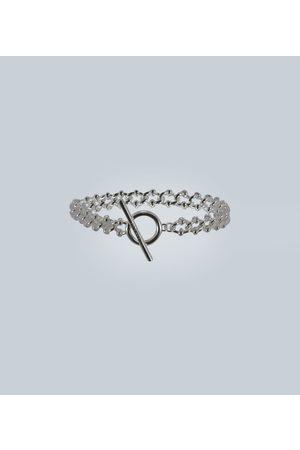 ALL BLUES DNA sterling bracelet