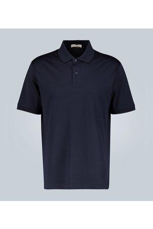 Bottega Veneta Cotton-pique polo shirt