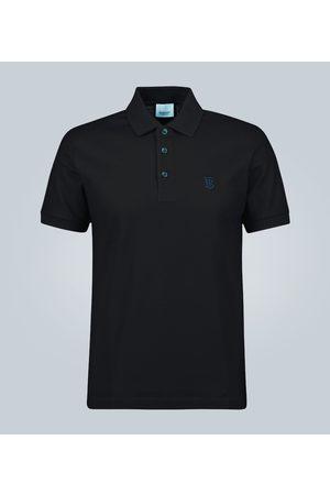 Burberry Men Polo Shirts - Eddie cotton polo shirt