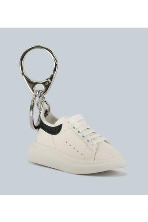 Alexander McQueen Leather sneaker keyring