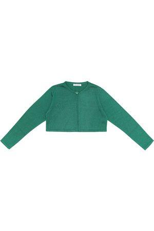 Dolce & Gabbana Embellished cotton cardigan
