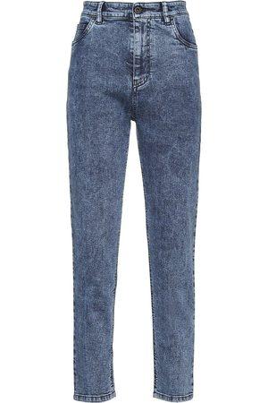 Miu Miu Brooke high-waisted jeans