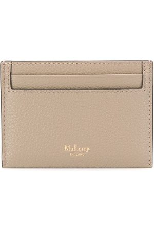 MULBERRY Women Wallets - Continental card holder - Grey