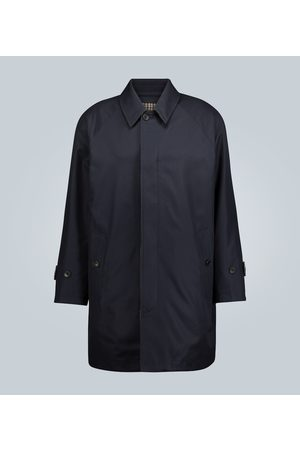 MACKINTOSH Reversible cotton raincoat