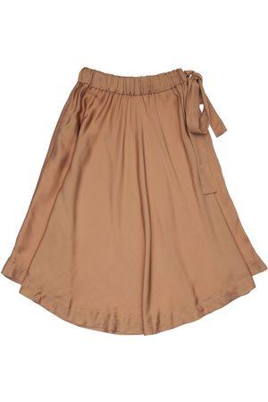 Unlabel Viscose Satin Long Skirt