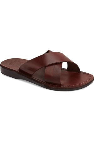 Jerusalem Sandals Men's 'Elan' Slide Sandal