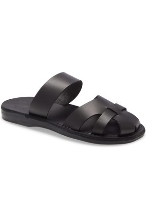 Jerusalem Sandals Men's Adino Slide Sandal