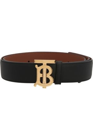 Burberry Leather reversible belt