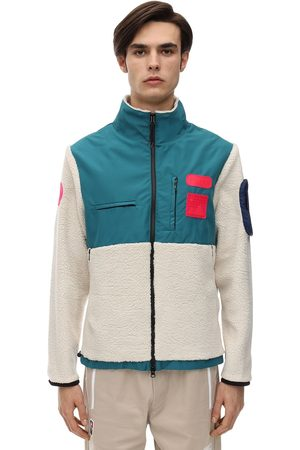 PIET Polar Fleece & Nylon Jacket