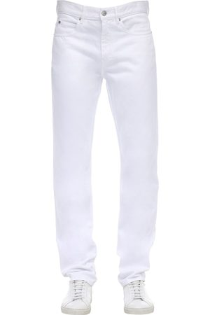 Isabel Marant Regular Cotton Denim Jeans
