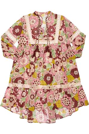 DODO BAR OR Flower Print Cotton Dress
