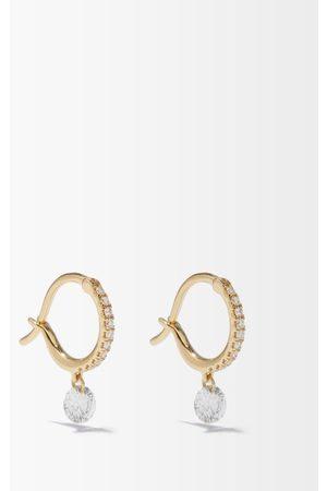 Raphaele Canot Women Earrings - Set Free Diamond & Hoop Earrings - Womens