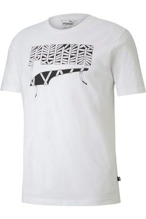 Puma Men T-shirts - Lace Graphic