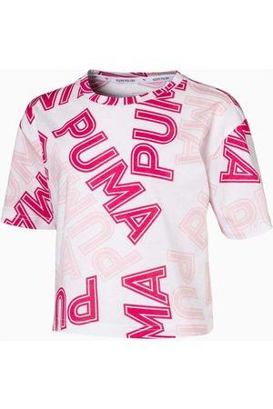 Puma Girls T-shirts - Modern Sports All Over Print