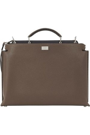 Fendi Peekaboo briefcase