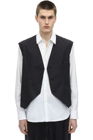 Rochas Light Virgin Wool Vest