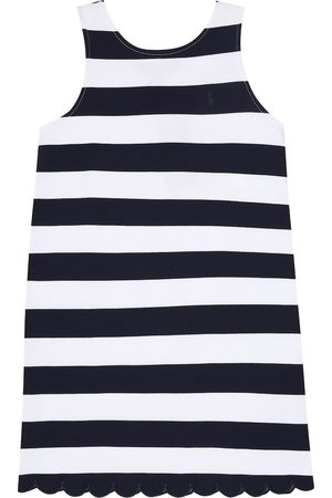 Ralph Lauren Cotton-blend dress