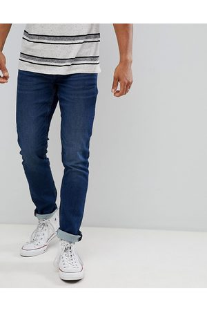 Only & Sons Slim fit jeans in mid