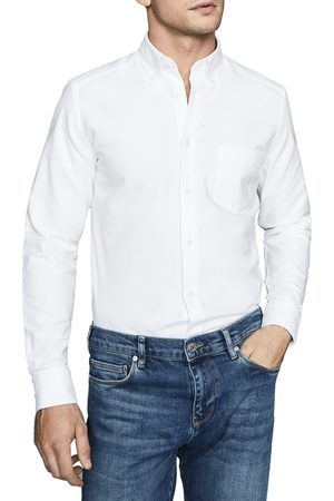 Reiss Men's Greenwich Slim Fit Button-Down Shirt