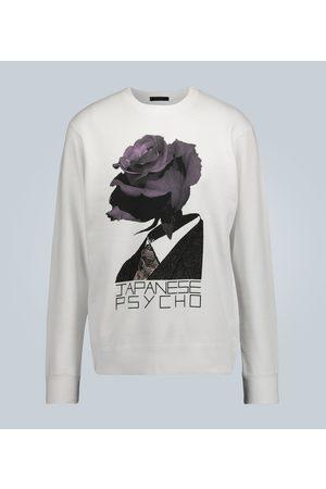 UNDERCOVER Men Sweatshirts - Japanese Psycho crewneck sweatshirt
