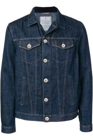 Brunello Cucinelli Men Denim Jackets - Classic denim jacket