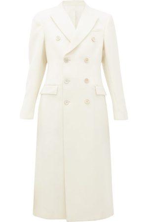 WARDROBE.NYC Wardrobe. nyc - Release 05 Double-breasted Merino-wool Coat - Womens