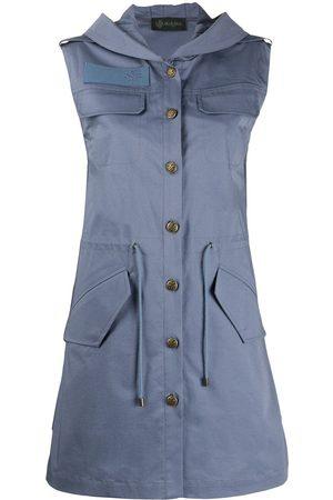 Mr & Mrs Italy Women Party Dresses - Button mini dress