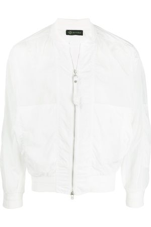 Mr & Mrs Italy Shell bomber jacket