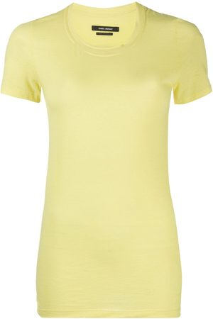 Isabel Marant Women Short Sleeve - Vika short sleeve T-shirt