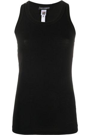 Dolce & Gabbana Racer back vest top