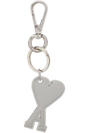 Ami Ami de Coeur key ring - Metallic