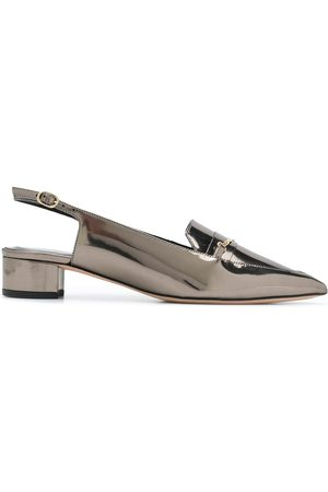 Paul Smith Women Slippers - Pointed slingback slippers
