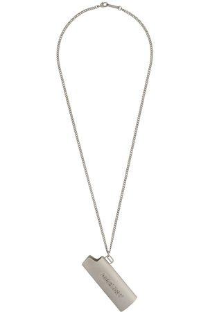 AMBUSH Men Necklaces - 3D logo necklace