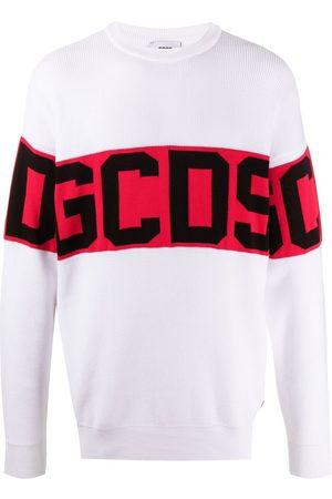 GCDS Oversized logo jumper