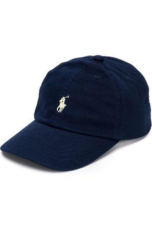 Ralph Lauren Kids Embroidered logo cap