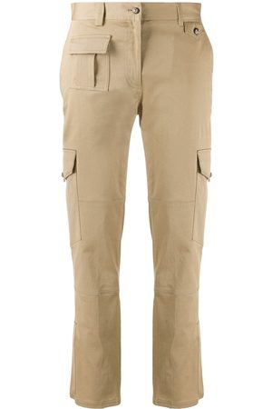 Dolce & Gabbana Slim-fit cargo trousers - Neutrals