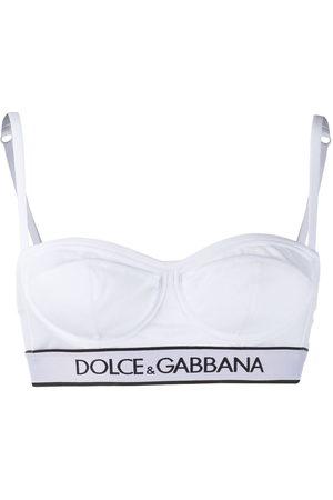 Dolce & Gabbana Logo bra