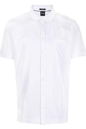HUGO BOSS Chest pocket polo shirt