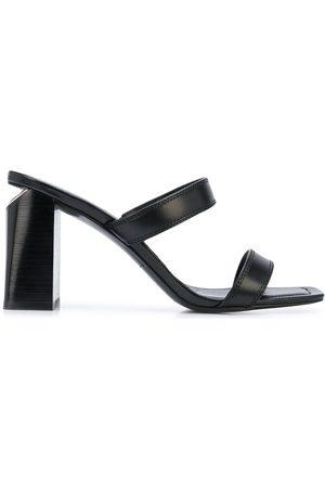 Alexander Wang Hayden block heel sandals