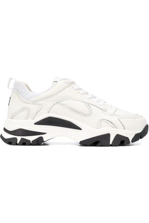 Ami Thick sole low top sneakers