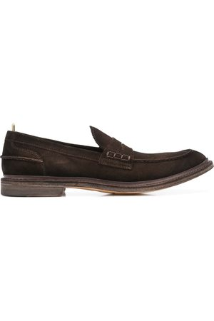 Officine creative Aero Softy Ebano loafers