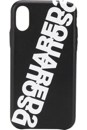 Dsquared2 Phones Cases - Logo-print iPhone X case