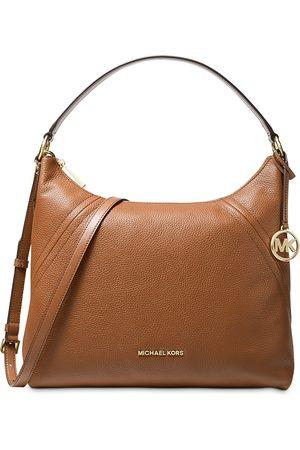 Michael Kors Medium Leather Shoulder Bag