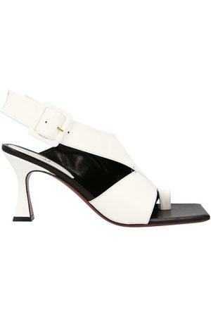 MANU Heeled sandals