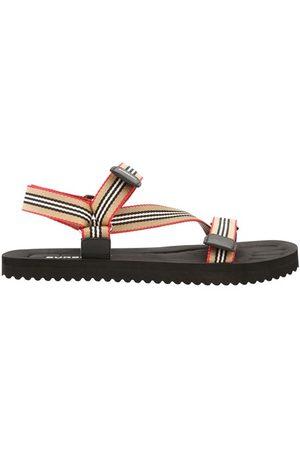 Burberry Men Sandals - Patterson nylon sandals