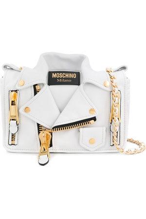 Moschino Jacket style cross body bag