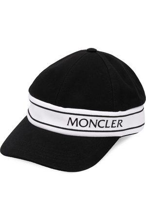 Moncler Logo printed panelled cap