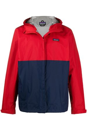 Patagonia Zip up block colour jacket