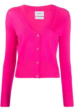 Barrie Women Cardigans - V-neck cashmere cardigan