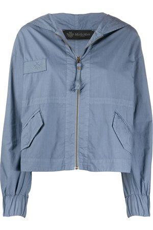 Mr & Mrs Italy Women Jackets - Hooded jacket